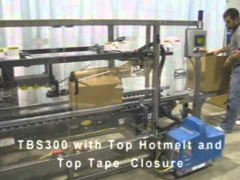 Case Sealing Capabilities