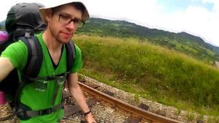 Поход по Чёрногорскому хребту Vady and Andre Fly (июнь 2017)