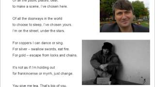 Give read by Simon Armitage