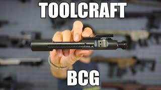 ToolCraft Black Nitride Auto Bolt Carrier Group .223/5.56 w/ 9310 Bolt