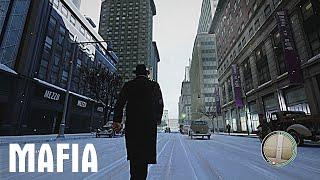 Mafia II Old Time Reality Mod Beta 2 Official Graphics Trailer 2020