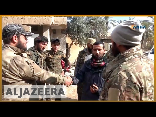 ???????????????? US troops' withdrawal from Syria 'will be gradual' process l Al Jazeera English