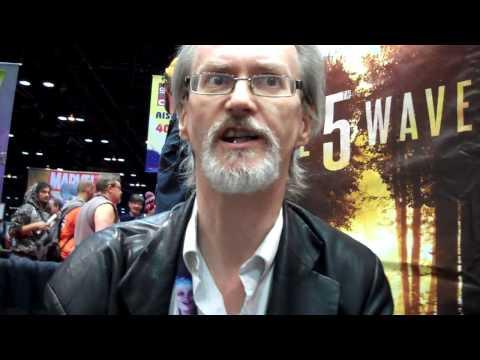 Vidéo de Simon R. Green