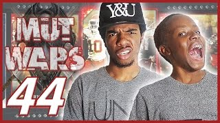 BIG UPGRADES GIVE HIM NEW HOPE! - MUT Wars Ep.44 | Madden 17 Ultimate Team