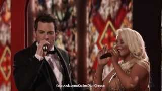 Christina Aguilera sings Celine Dion - The Prayer (Live at The Voice) [HD]