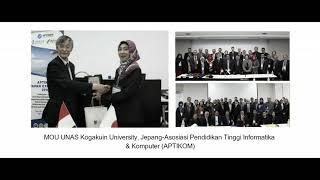 Universitas Nasional – kerjasama Internasional dan Dalam Negeri UNAS
