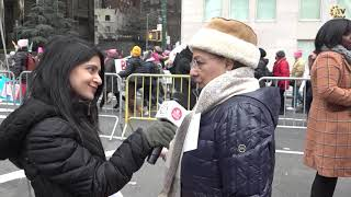Vision of Asia - Community News | Women's March & Lohri 2020 | Wed, Jan 22nd