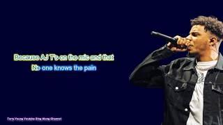 AJ Tracey   Ladbroke Grove (Sing Along)