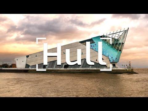 Hull – britské město kultury 2017