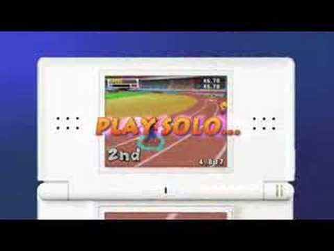 International Athletics Nintendo DS