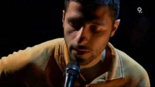 José González - Heartbeats (Live Jools Holland 2006)best quality.avi