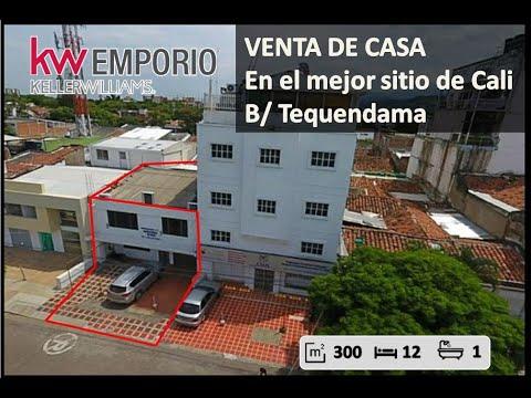 Casas, Venta, Tequendama - $1.800.000.000