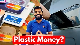 ATM Card Vs Debit Card Vs Credit Card | The Real Difference