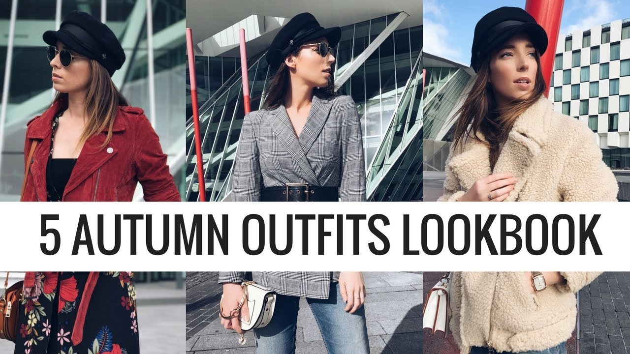 5 EASY AUTUMN OUTFITS LOOKBOOK | CIARA O DOHERTY