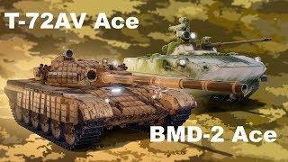 Armored Warfare [PC] T72AV ACE sowie BMD-2 ACE [deutsch] die ACE Edition