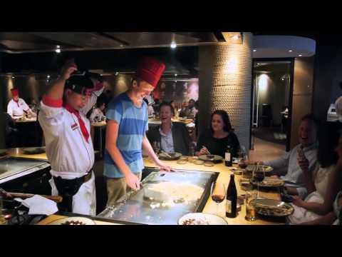 Chef Indonesia ber skill Luar biasa & Sangat Lucu :-D