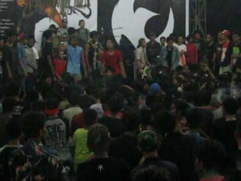 Not Xmprewell - Kekasih Vs Sahabat @Pendopo USU Resurgence Of The Fallen #2