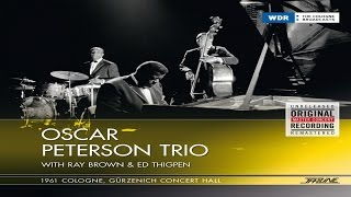 Oscar Peterson Trio - I Remember Clifford