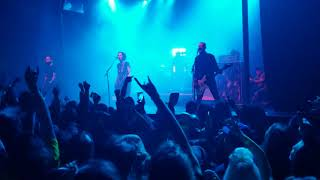 The Distillers Sick of it All Live in Santa Ana 2018