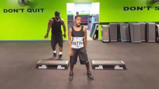 Xtreme Hip Hop With Phil : Juju Xtreme Hip Hop Style