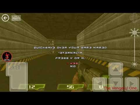 Quake 4 Lightning Fast Mod: Doom Edition - смотреть онлайн на Hah Life