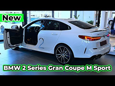 New BMW 2 Series Gran Coupe M Sport 2020 Review Interior Exterior