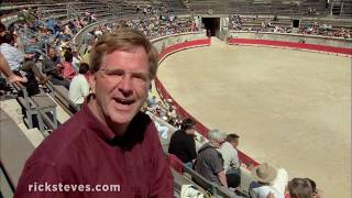Thumbnail of the video 'Nîmes in Southern France: Roman Ruins and a Bullfight'