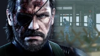 Metal Gear Solid 5: Ground Zeroes - Mission 2 (Rank S)