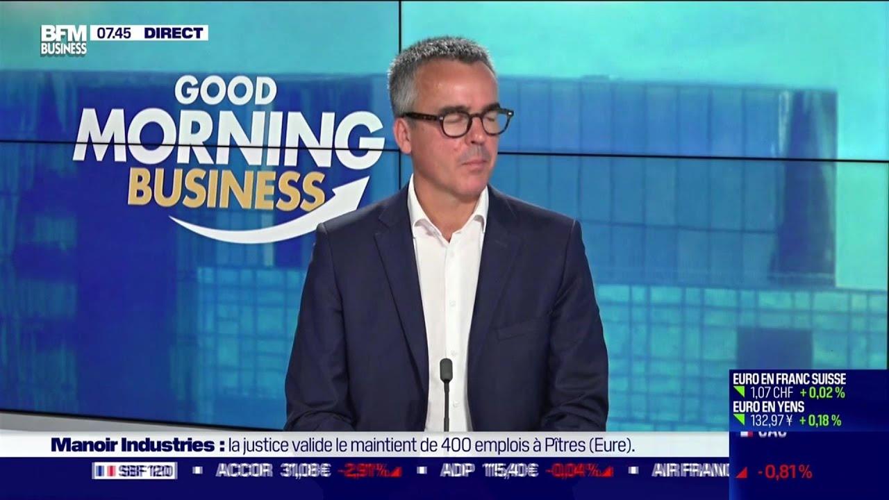 Franck Grimaud (Valneva) : Valneva a publié des résultats positifs pour son vaccin anti-Covid