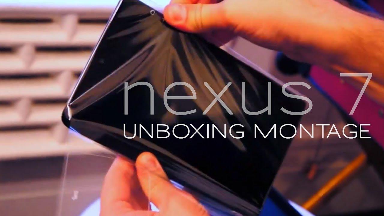 Google's Nexus 7 Is The Worst Gadget To Unbox