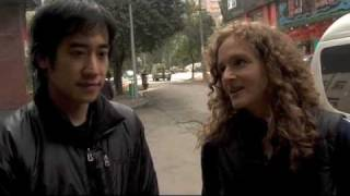 The Making of Afterquake: Abigail Washburn & David Liang