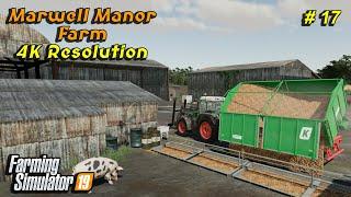Farming Simulator 19 - Map First Impression - Marwell Manor