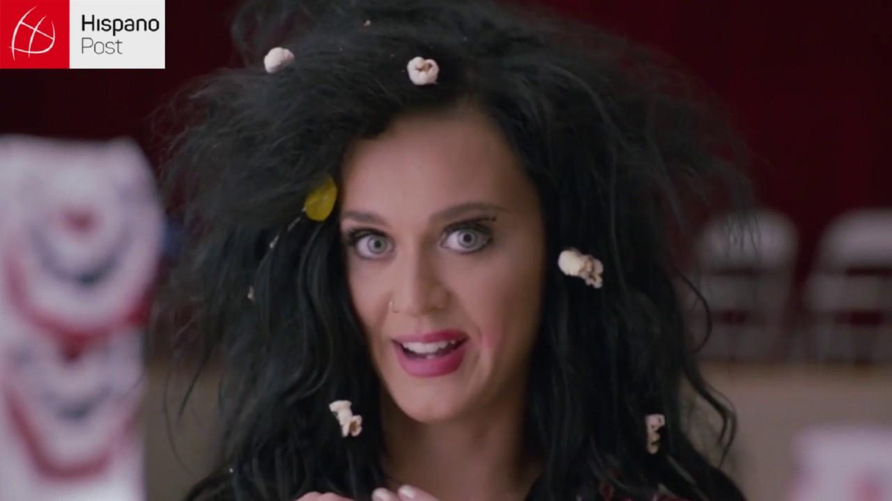 Katy Perry se desnudó para pedir a los estadounidenses que voten