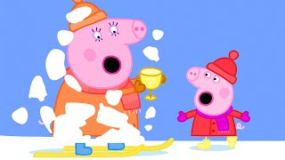 Peppa Pig Official Channel ☃️ Peppa Pig Winter is Coming
