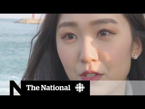 South Korea's declining birth rate