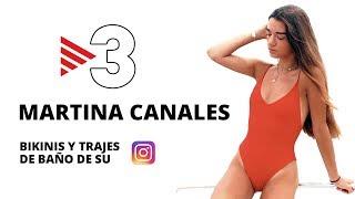 Martina Canales (Tornarem TV3) y sus fotos de BIKINI  para Instagram [ de su perfil]