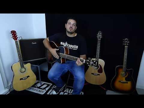 Comparativa de guitarras electroacústicas para principiantes