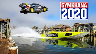 [HOONIGAN] Gymkhana 2020 Travis Pastrana Takeover; Ultimate Hometown Shred in an 862hp Subaru STI
