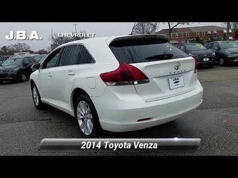Used 2014 Toyota Venza LE, Glen Burnie, MD 96586B