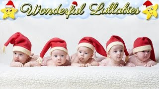 2 Hours Xmas Songs Lullabies For Babies Kids To Go To Sleep ♥ Popular Christmas Carols ♫ Good Night