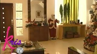 Kris TV: Erik Santos shows off house