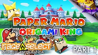 Paper Mario: The Origami King (The Dojo) Let's Play - Part 1