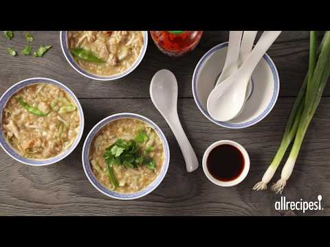 How to Make Chicken Jook with Vegetables   Chicken Recipes   Allrecipes