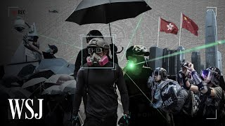 How Hong Kong Protesters Evade Surveillance With Tech | WSJ