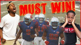 This Game Could Change It ALL...But He Has To WIN! - MUT Wars Ep.71