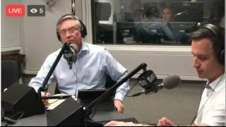 John Whitbeck on Kojo Show (Part 1)