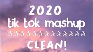 tik tok mashup 2020 (clean)