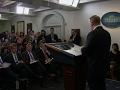 Spicer, Reporter Ryan Share Lighthearted Moment