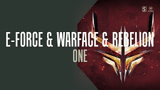 Get ready for the festival weekend Here's ONE w Warface Rebelion