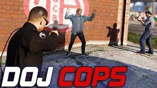 Dept. of Justice Cops #627 - LS Gang Issues